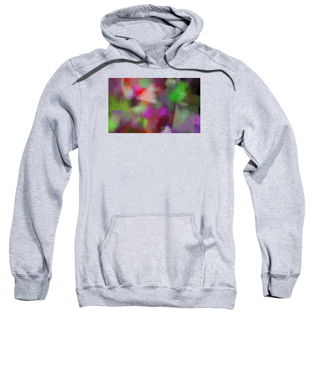 Abstract Sweatshirt featuring the photograph T.1.1515.95.5x3.5120x3072 by Gareth Lewis