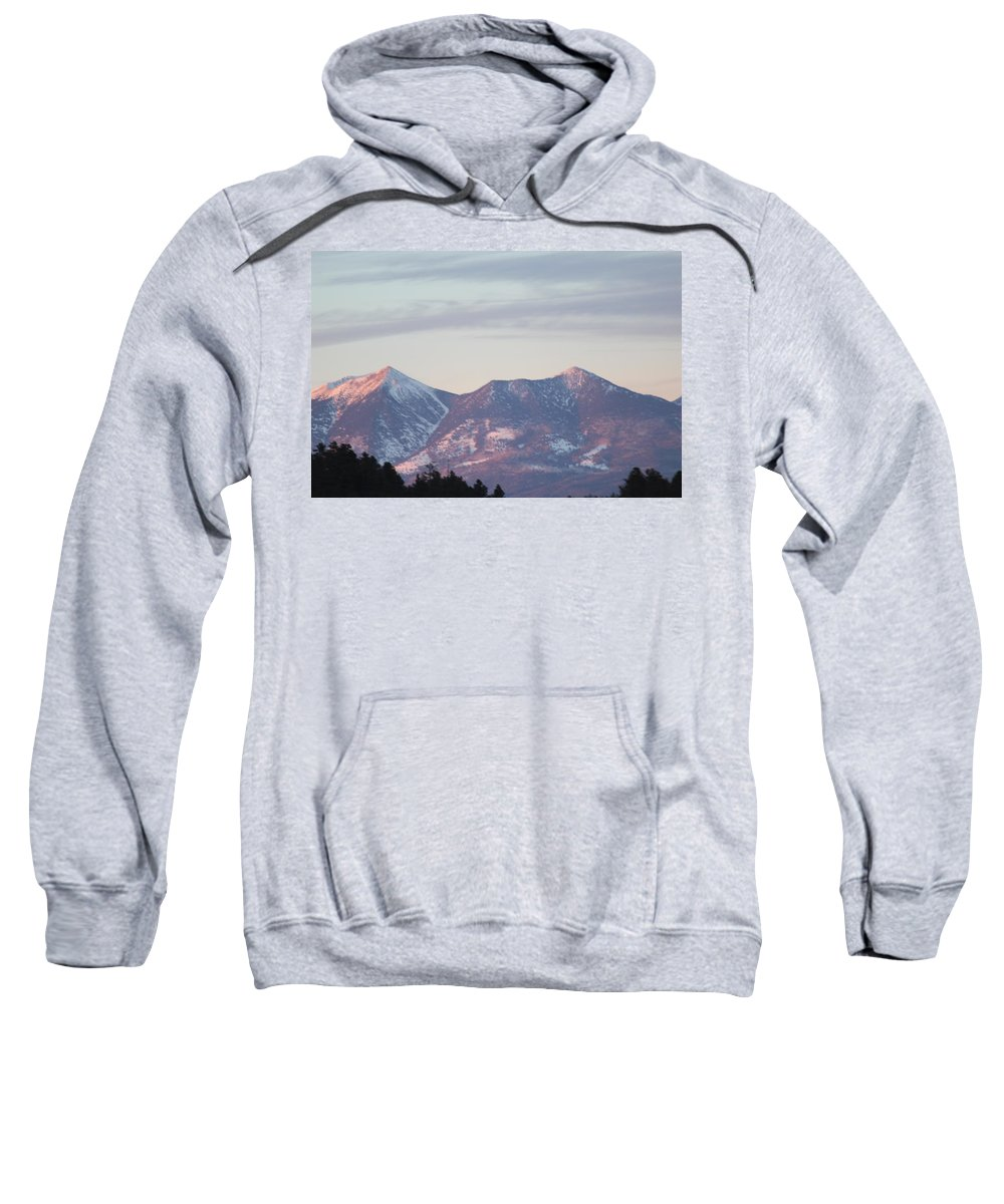 Landscape Sweatshirt featuring the photograph Take Your Breath Away by David Dowlen