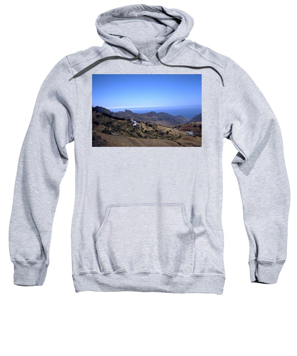 Tenerife Sweatshirt featuring the photograph Tenerife II by Flavia Westerwelle