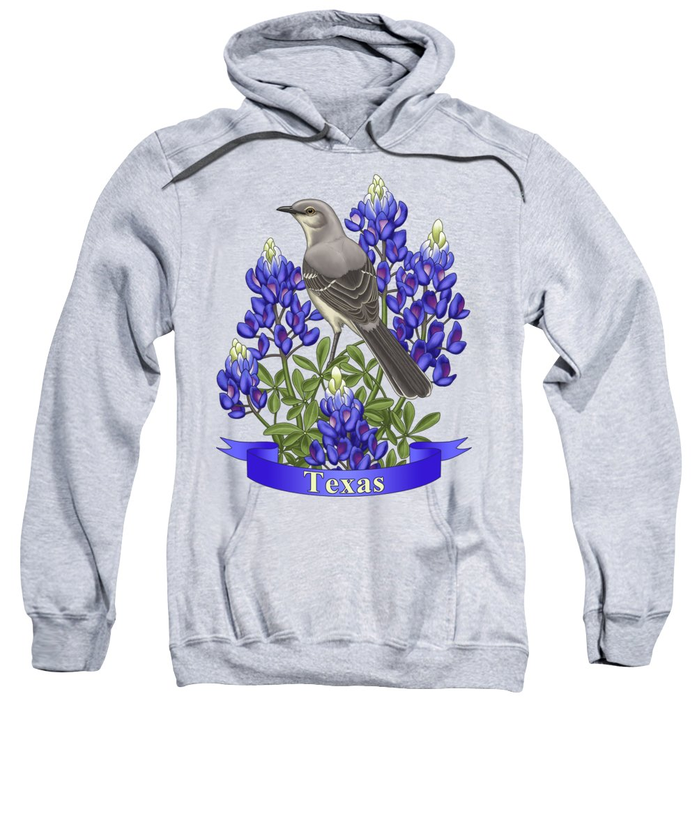 Mockingbird Hooded Sweatshirts T-Shirts