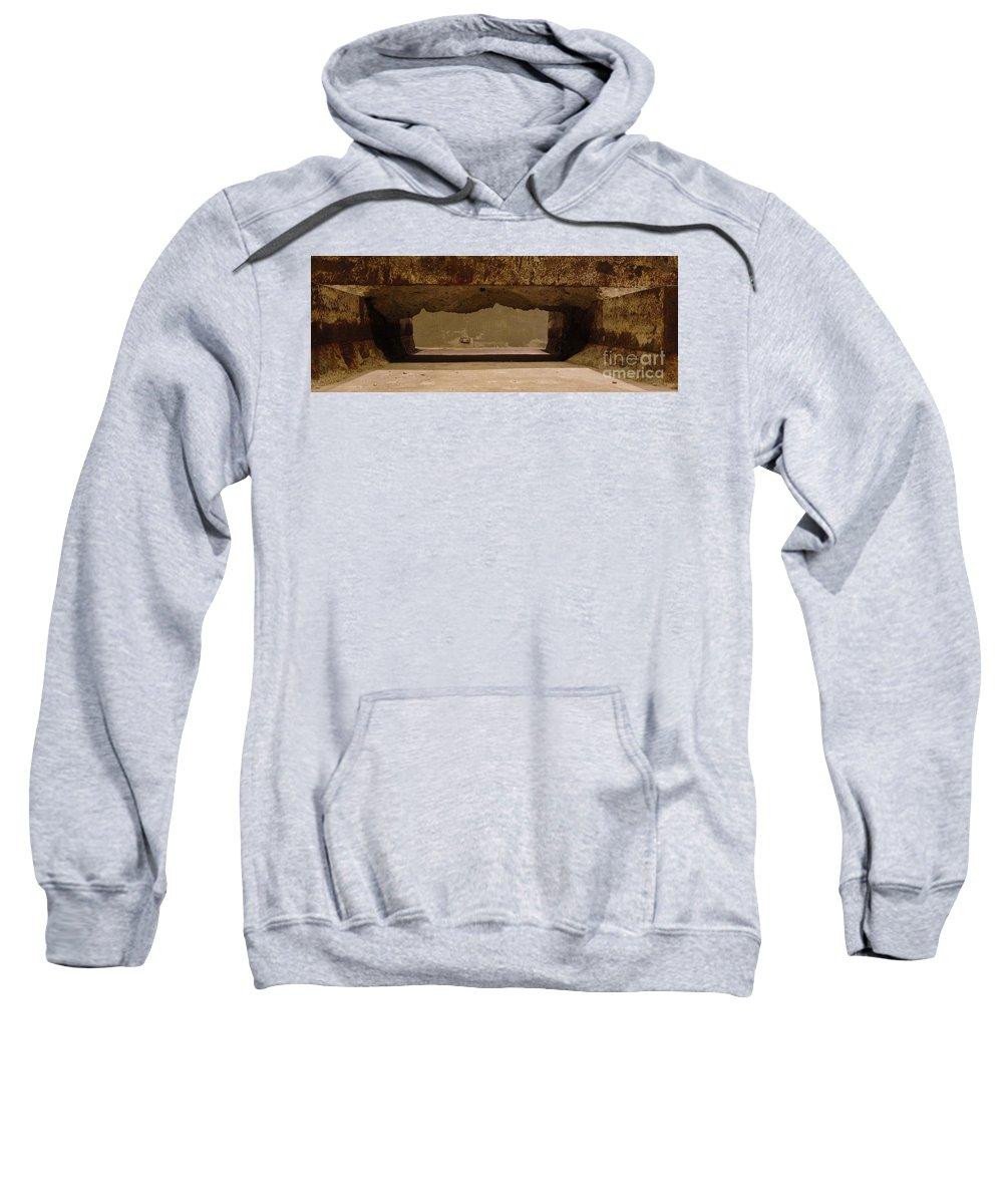 Fdny Sweatshirt featuring the photograph Thanks Fdny by Donato Iannuzzi