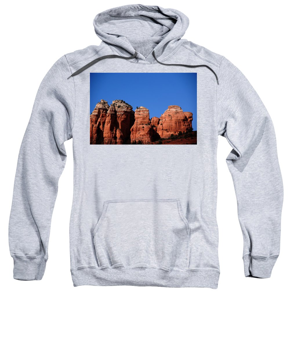 Photography Sweatshirt featuring the photograph The Coffee Pot by Susanne Van Hulst