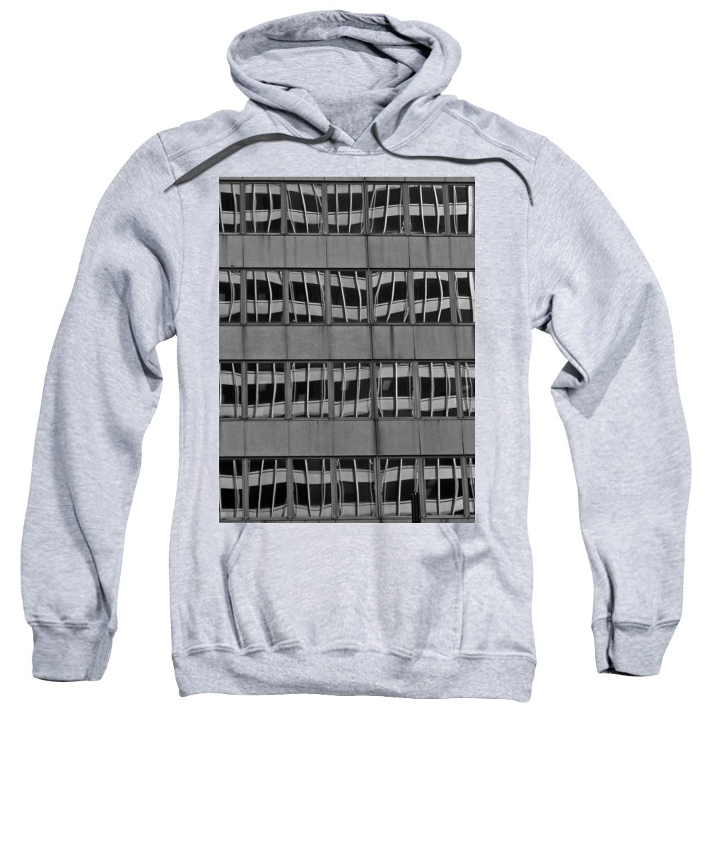 Canada Sweatshirt featuring the photograph The Crooked House by Juergen Weiss