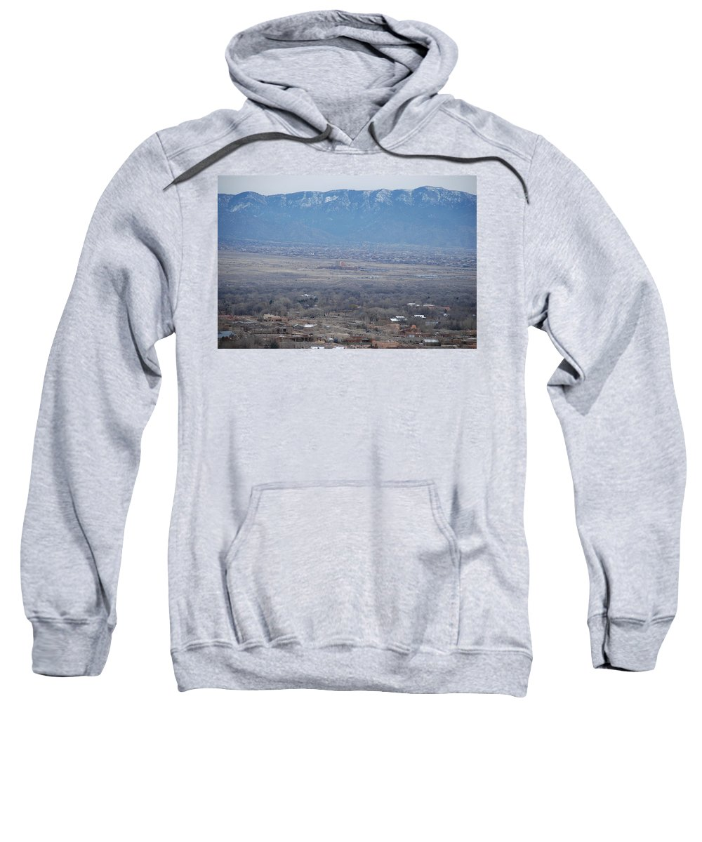 Casino Sweatshirt featuring the photograph The Indian Casino by Rob Hans