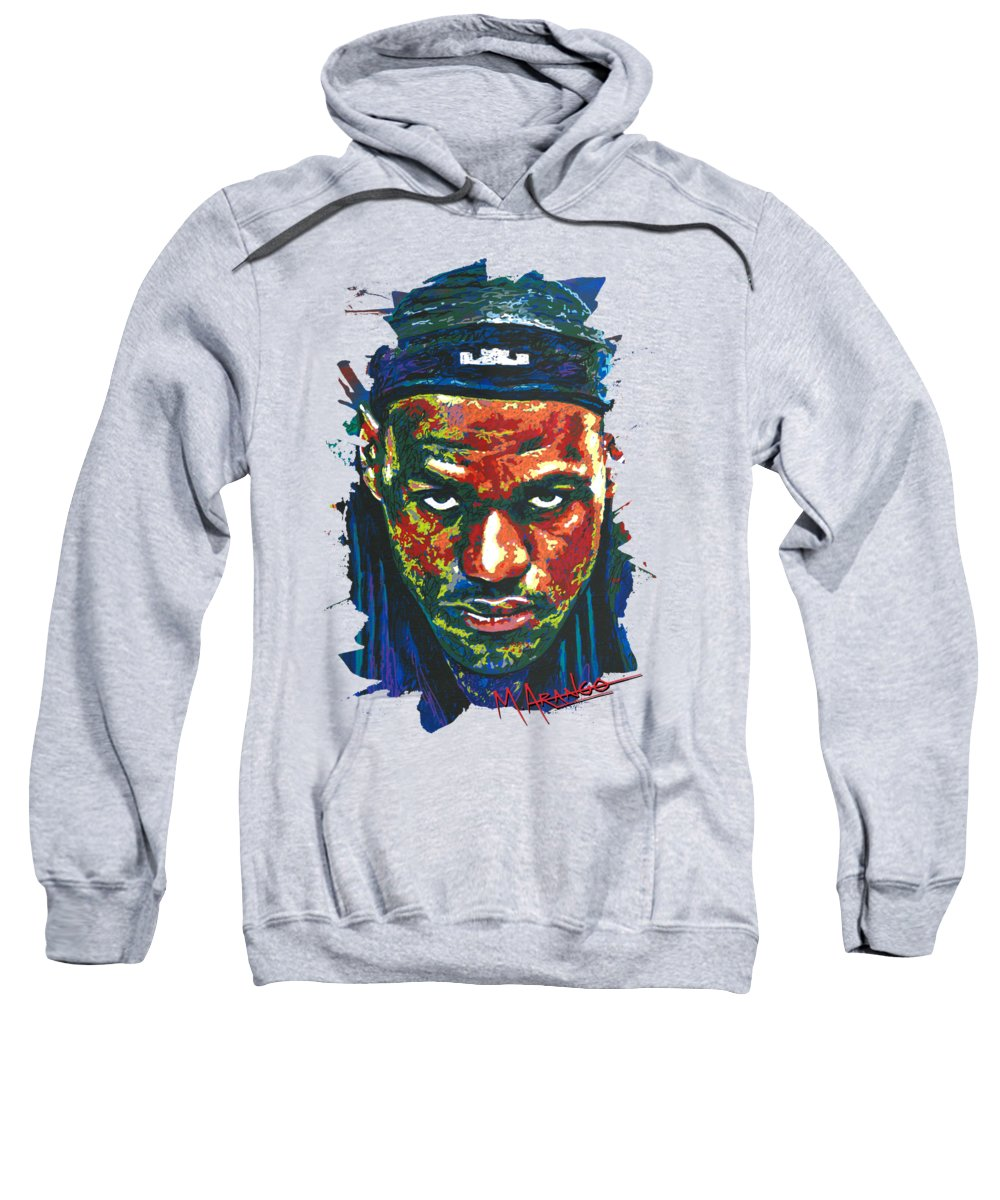 Lebron James Hooded Sweatshirts T-Shirts