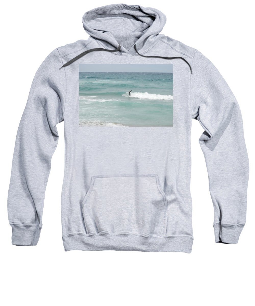 Water Sweatshirt featuring the photograph The Long Summer by Rob Hans