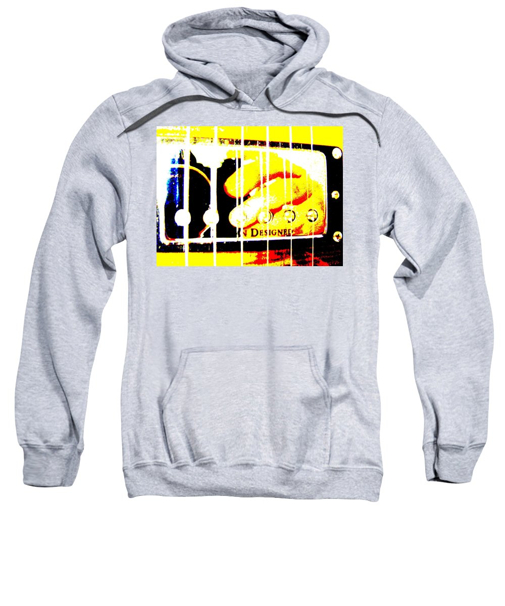 Still Life Sweatshirt featuring the photograph The Pick Up Artist by Ed Smith