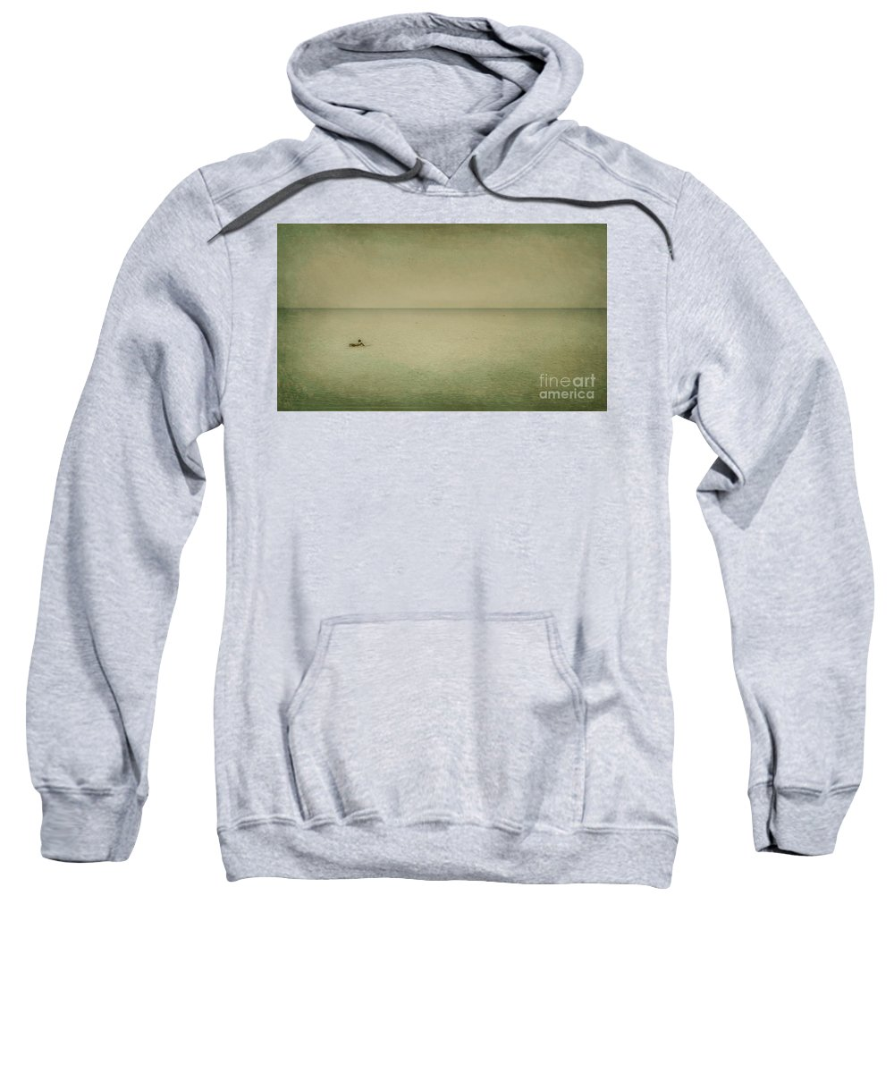 Sea Sweatshirt featuring the photograph The Recesses Of The Deep by Dana DiPasquale