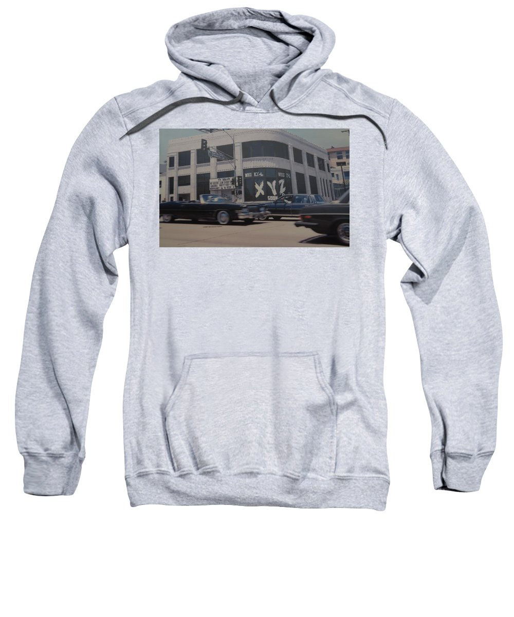 The Whiskey Sweatshirt featuring the photograph The Whiskey by Rob Hans