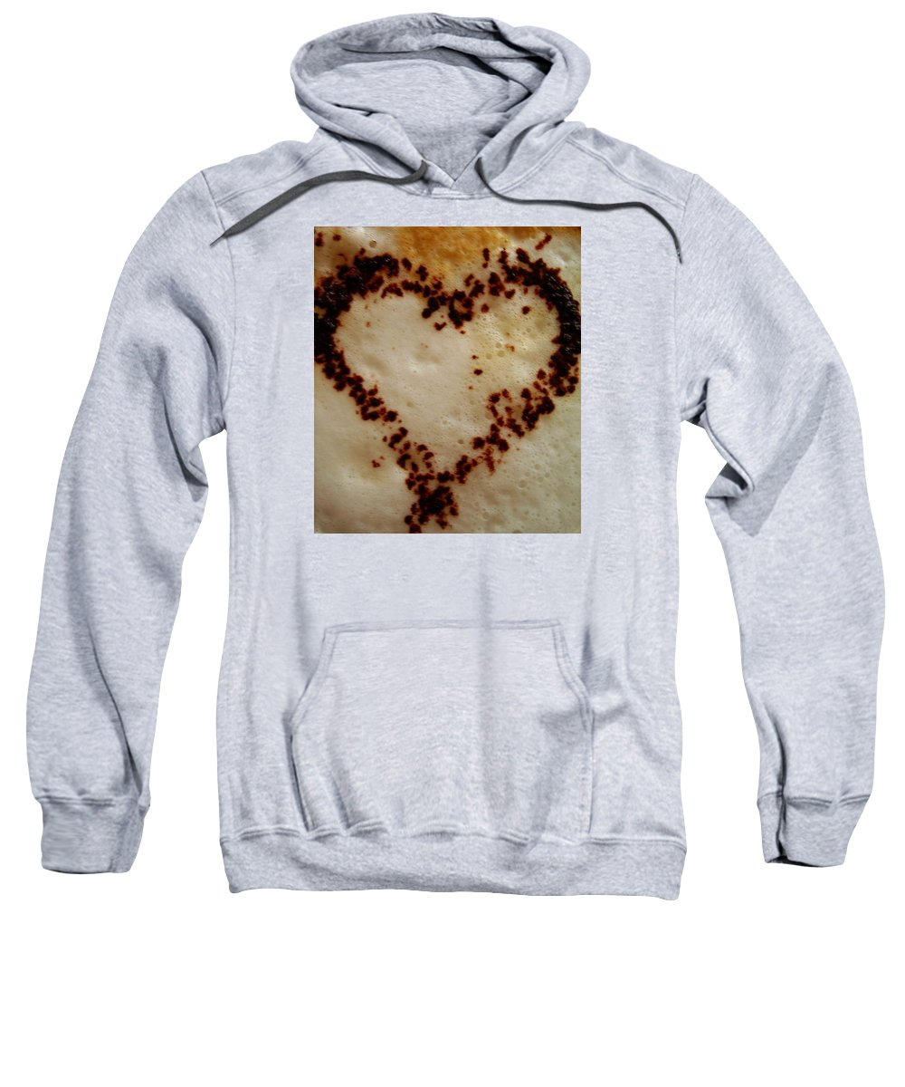 Europe Sweatshirt featuring the photograph Ti Amo ... by Juergen Weiss