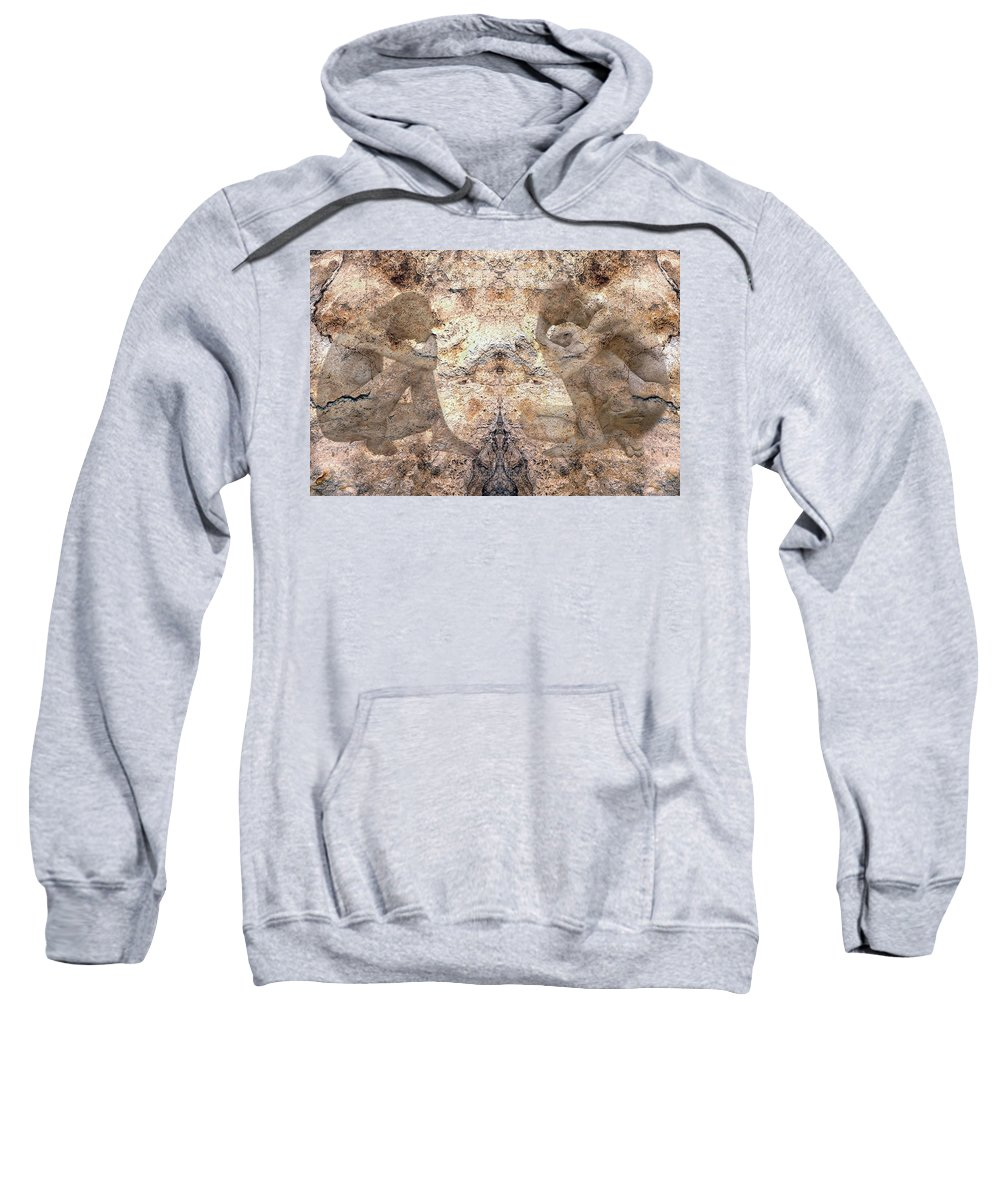 Nudes Sweatshirt featuring the photograph Timeless by Kurt Van Wagner
