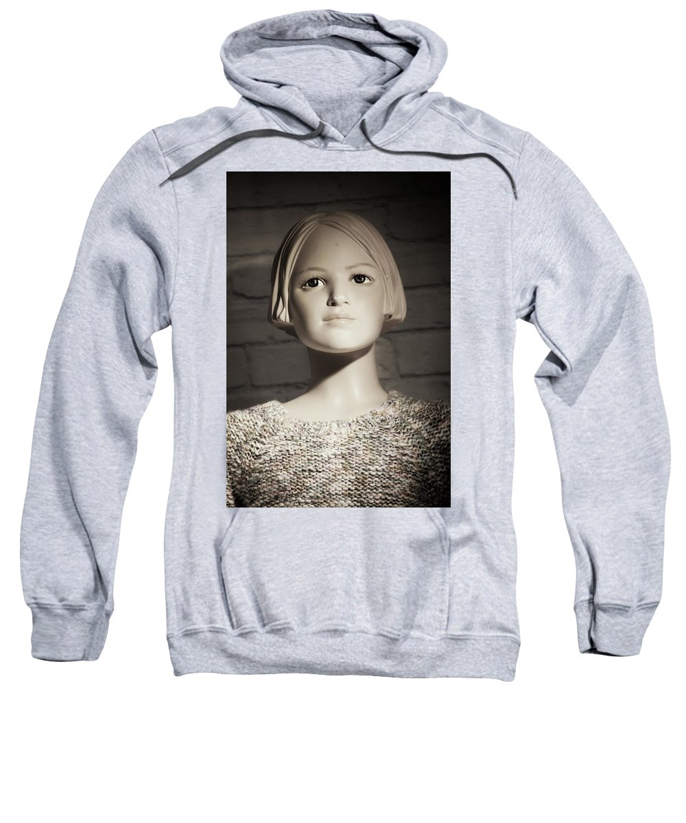 Bradford Sweatshirt featuring the photograph To Dance by Jez C Self