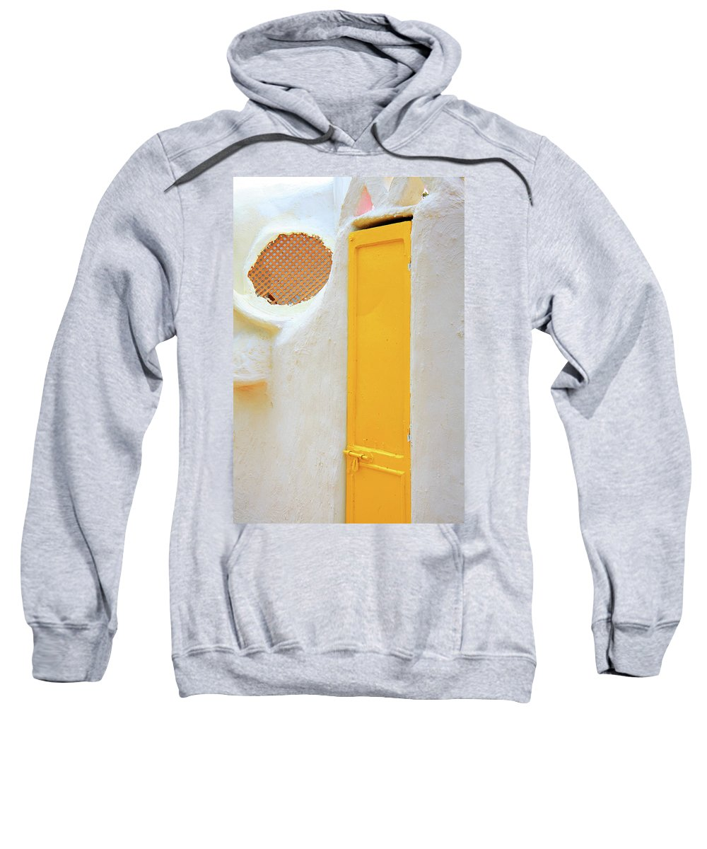Jezcself Sweatshirt featuring the photograph to where I wonder by Jez C Self