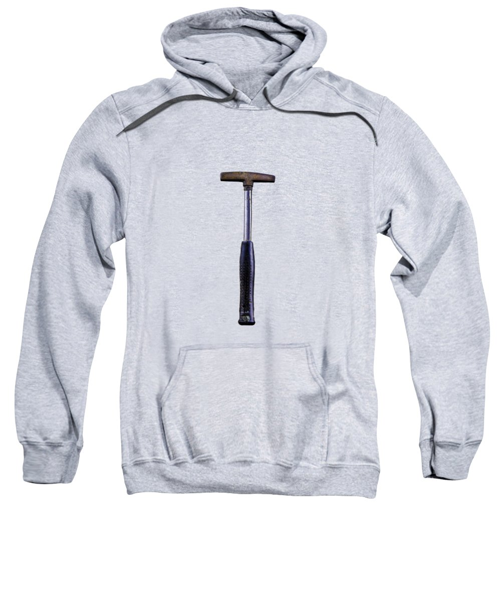 Background Sweatshirt featuring the photograph Tools On Wood 74 by YoPedro