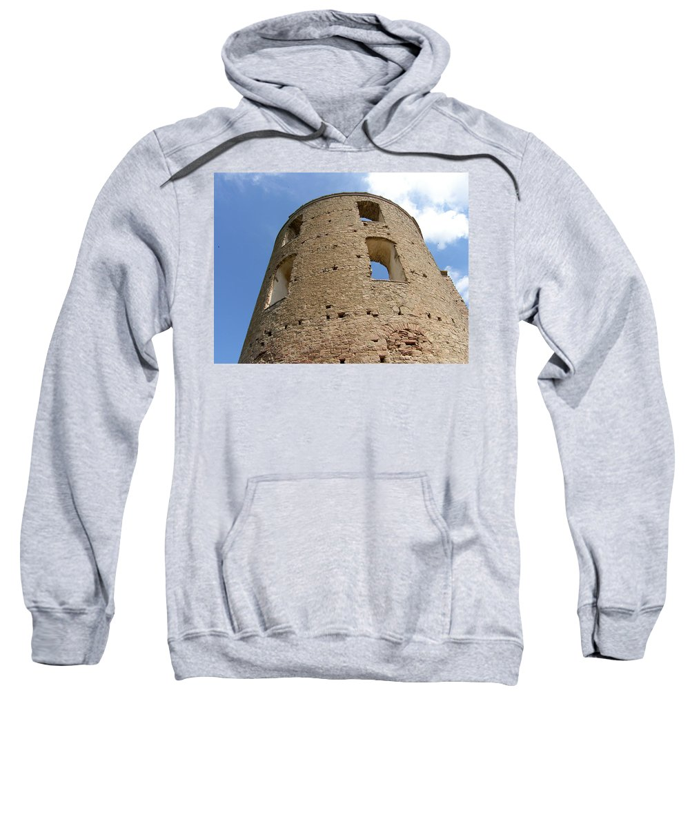 Castle Sweatshirt featuring the photograph Tower by Are Lund