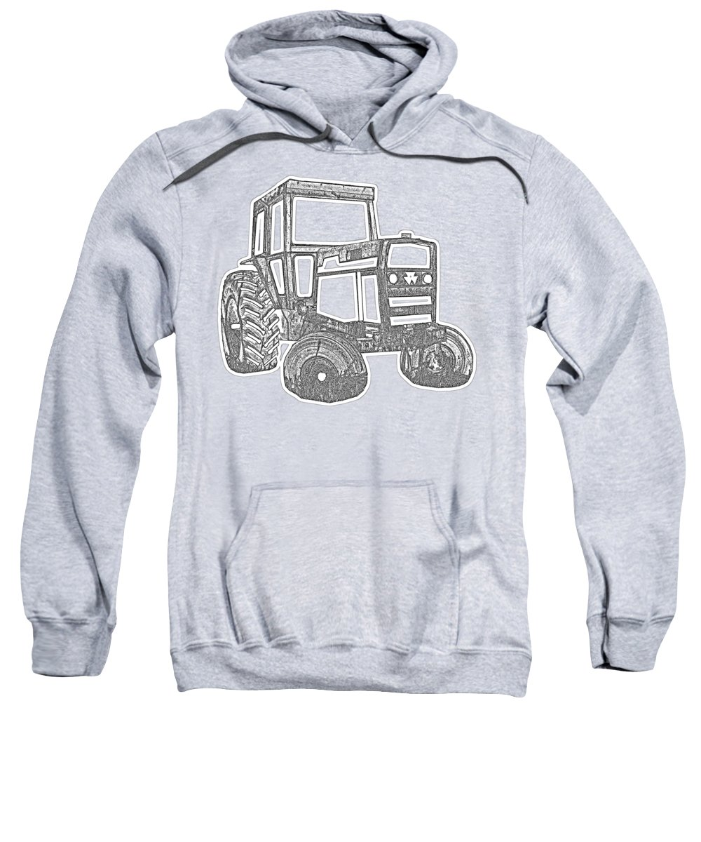 Tractor Pull Hooded Sweatshirts T-Shirts