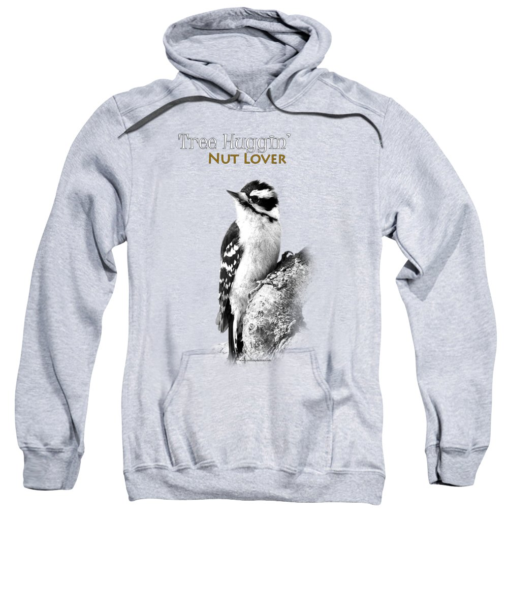 Woodpecker Hooded Sweatshirts T-Shirts