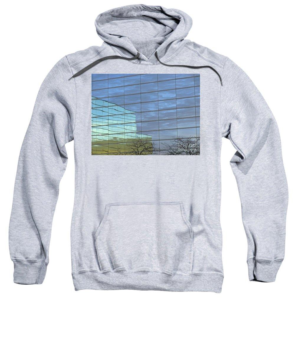 Twilight Sweatshirt featuring the photograph Twilight by Ann Horn