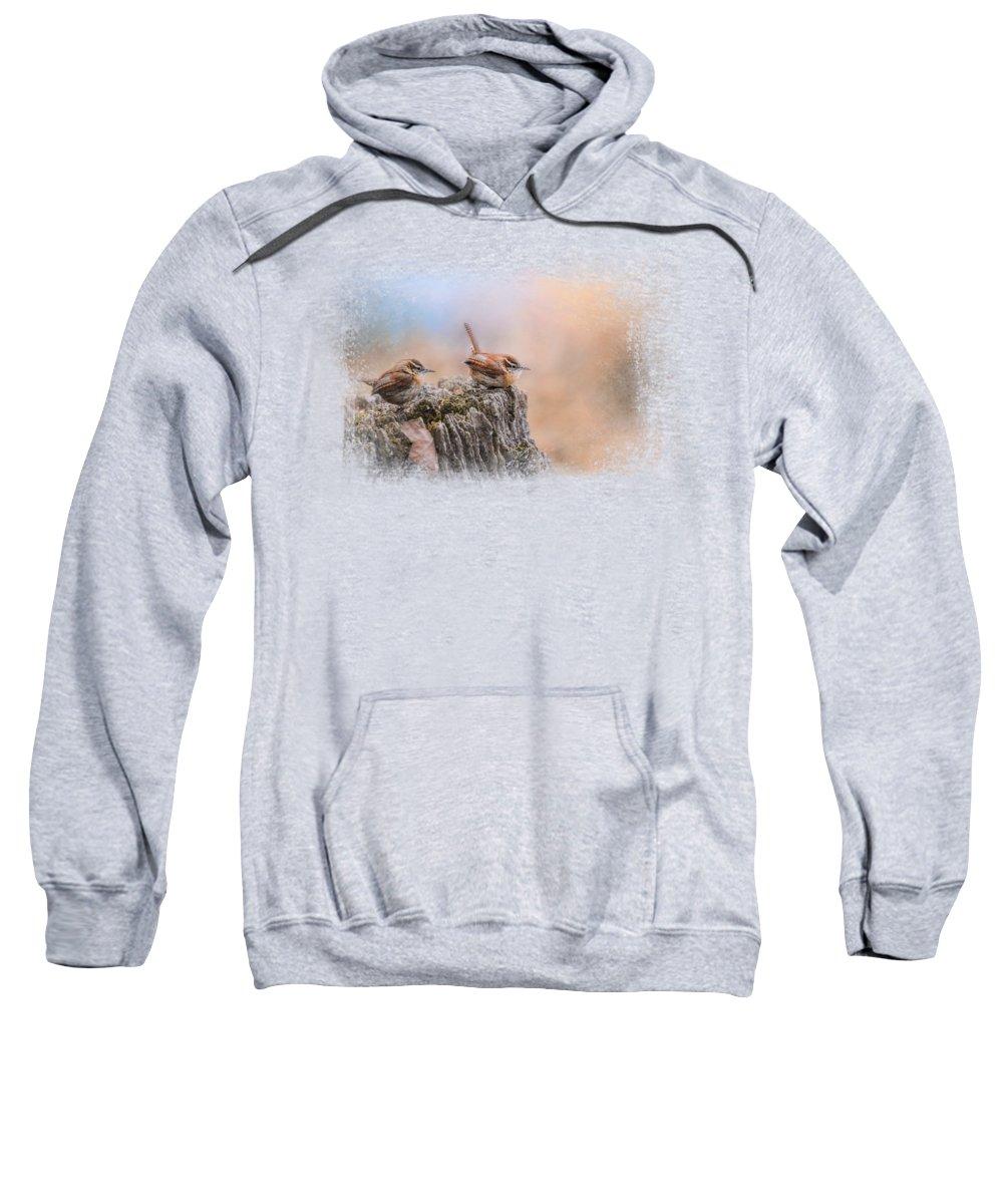 Wren Hooded Sweatshirts T-Shirts