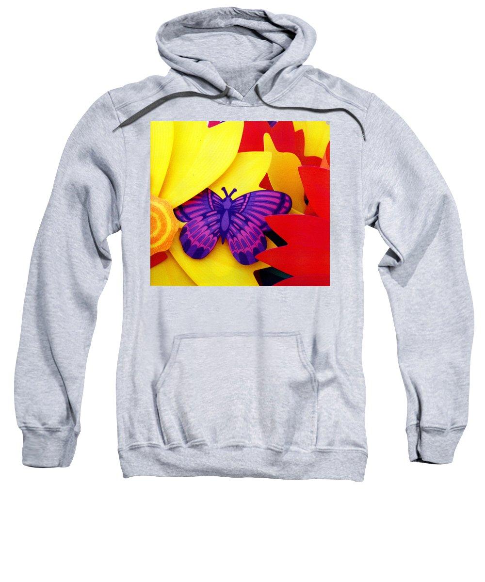 Toy Sweatshirt featuring the photograph Unreal by Wayne Potrafka