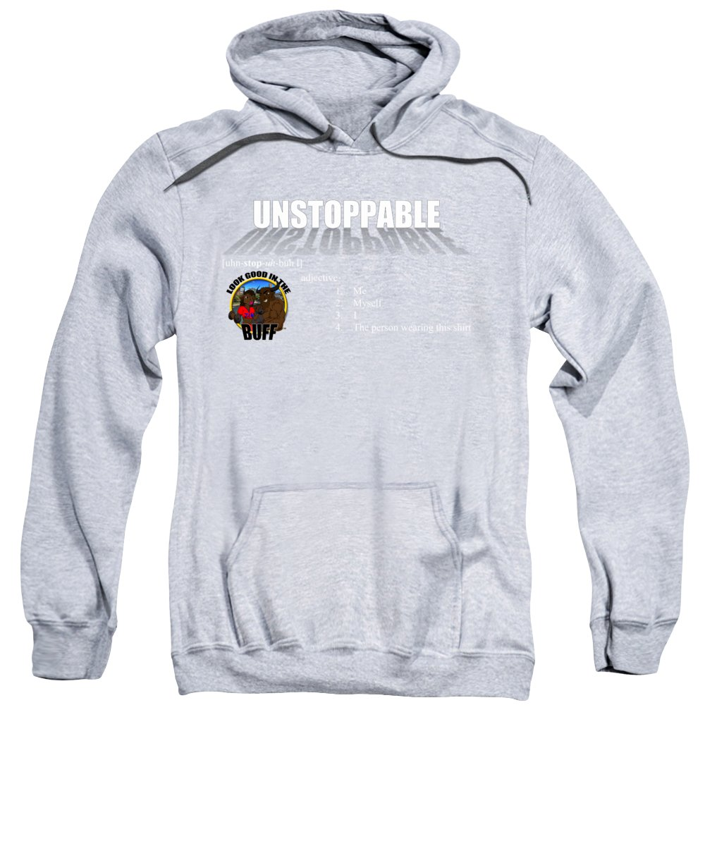 Michael Frank Jr; Nikon; Hdr; Iphone Case; Iphone; Galaxy; Galaxy Case; Phone Case; Buffalo; Buffalo Ny; Focus Sweatshirt featuring the photograph Unstoppable V2 by Michael Frank Jr