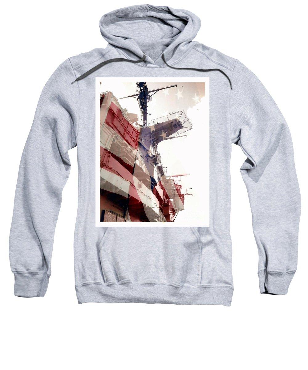 best loved 6b17c d9187 Uss Yorktown At Patriots Point Sweatshirt