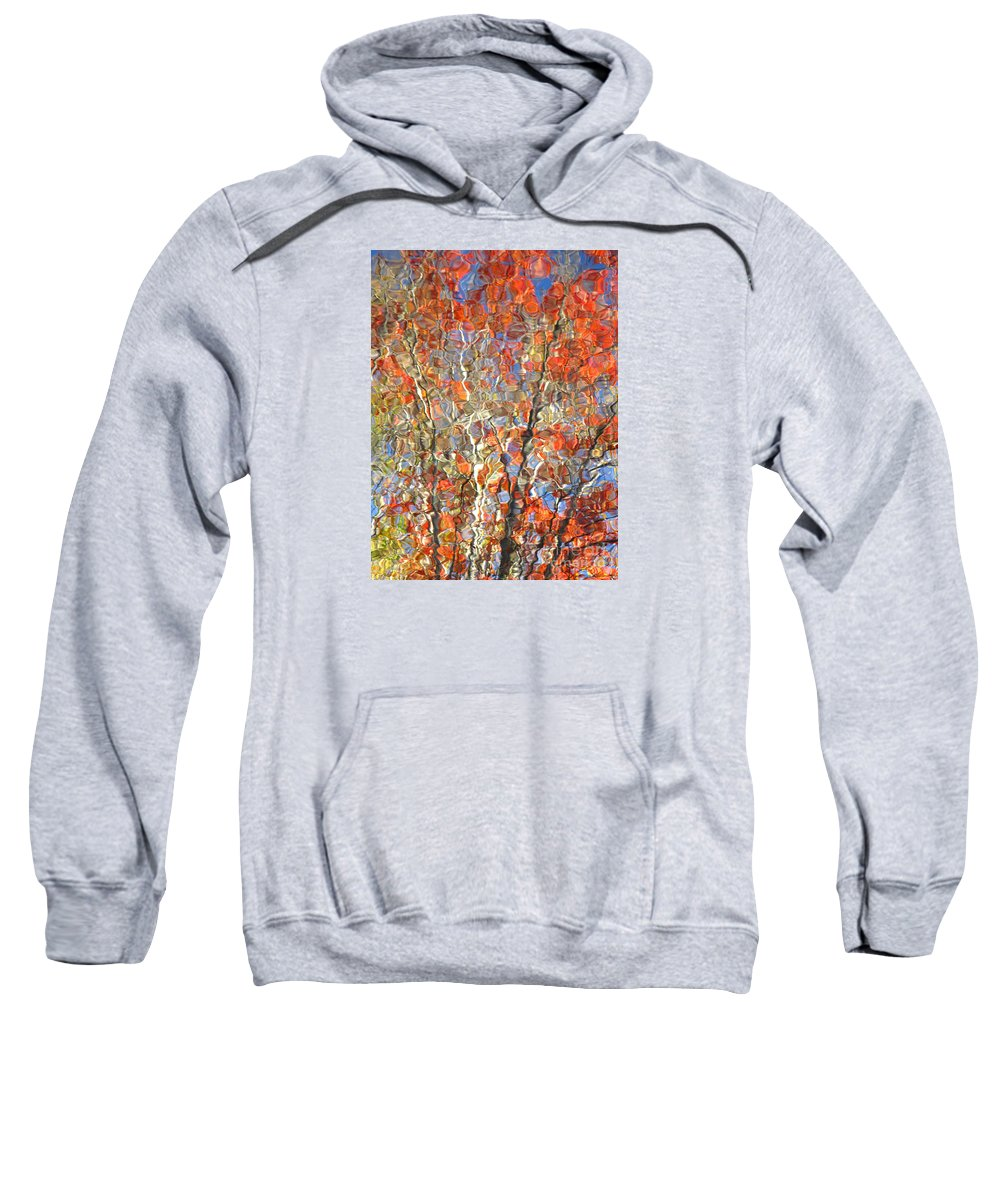 Angels Sweatshirt featuring the photograph A Happy Dream by Sybil Staples
