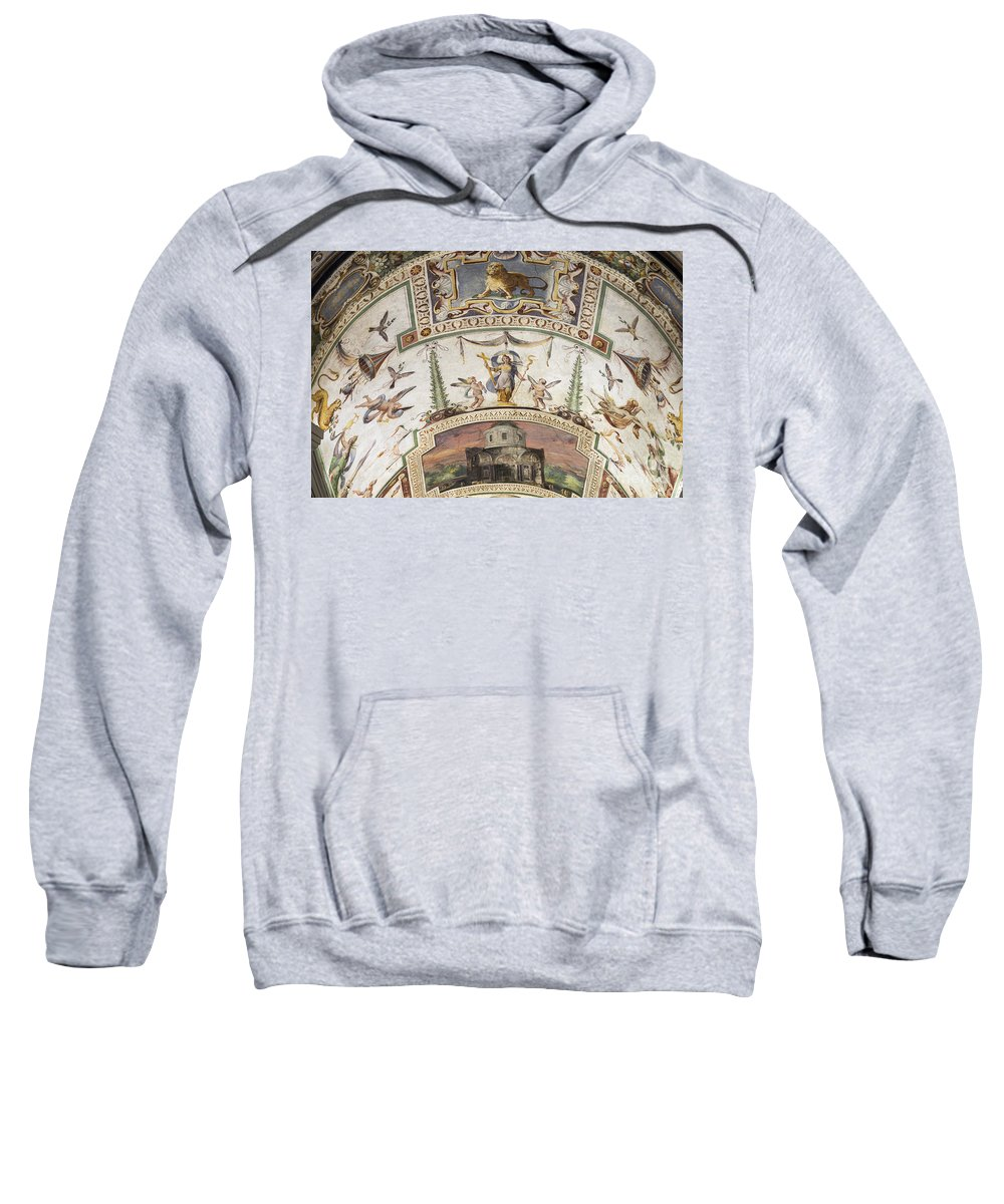 Christianity Sweatshirt featuring the photograph Vatican Museum by John Greim