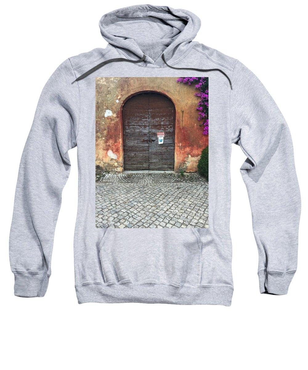 Abbazia Di Fossanova Sweatshirt featuring the photograph Vendesi by Joseph Yarbrough