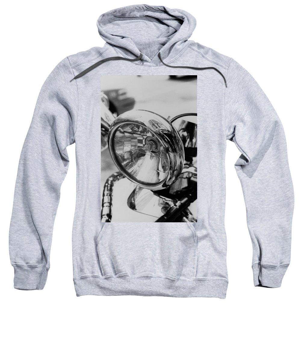 Vespa Sweatshirt featuring the photograph Vespa by Jeffery Ball