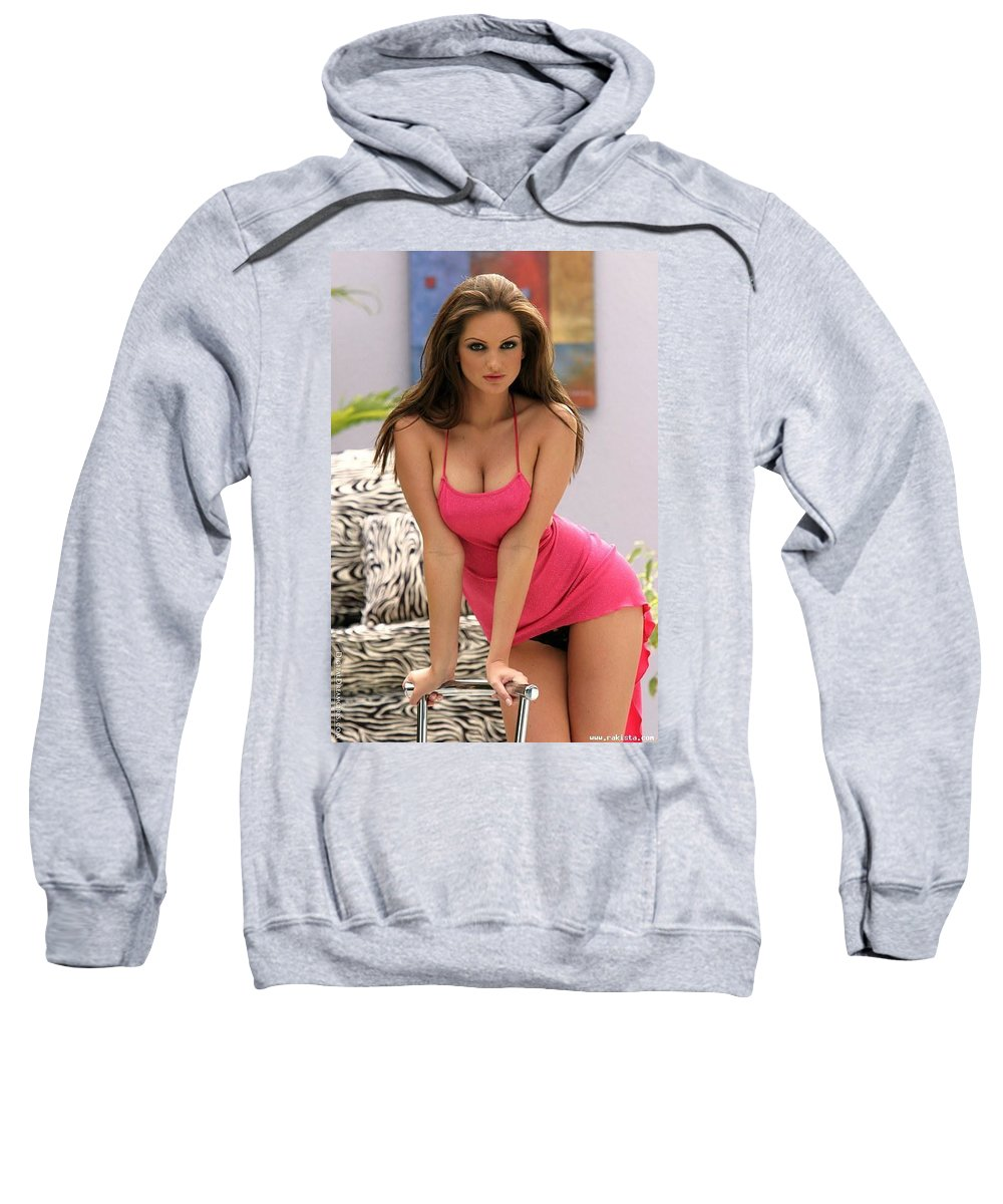 Viatropin Sweatshirt featuring the photograph Viatropin Additionally Human Beings Should by Sycle Choor