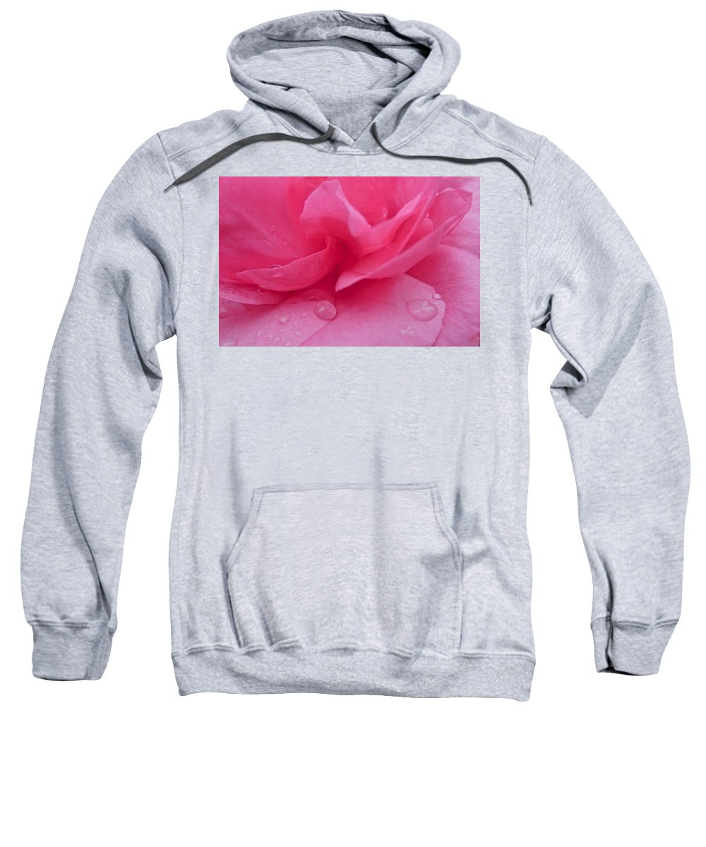 Photograph Of Rose Sweatshirt featuring the photograph Viennesewaltz by Gwyn Newcombe