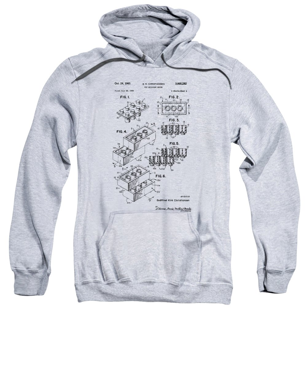 Brick Hooded Sweatshirts T-Shirts