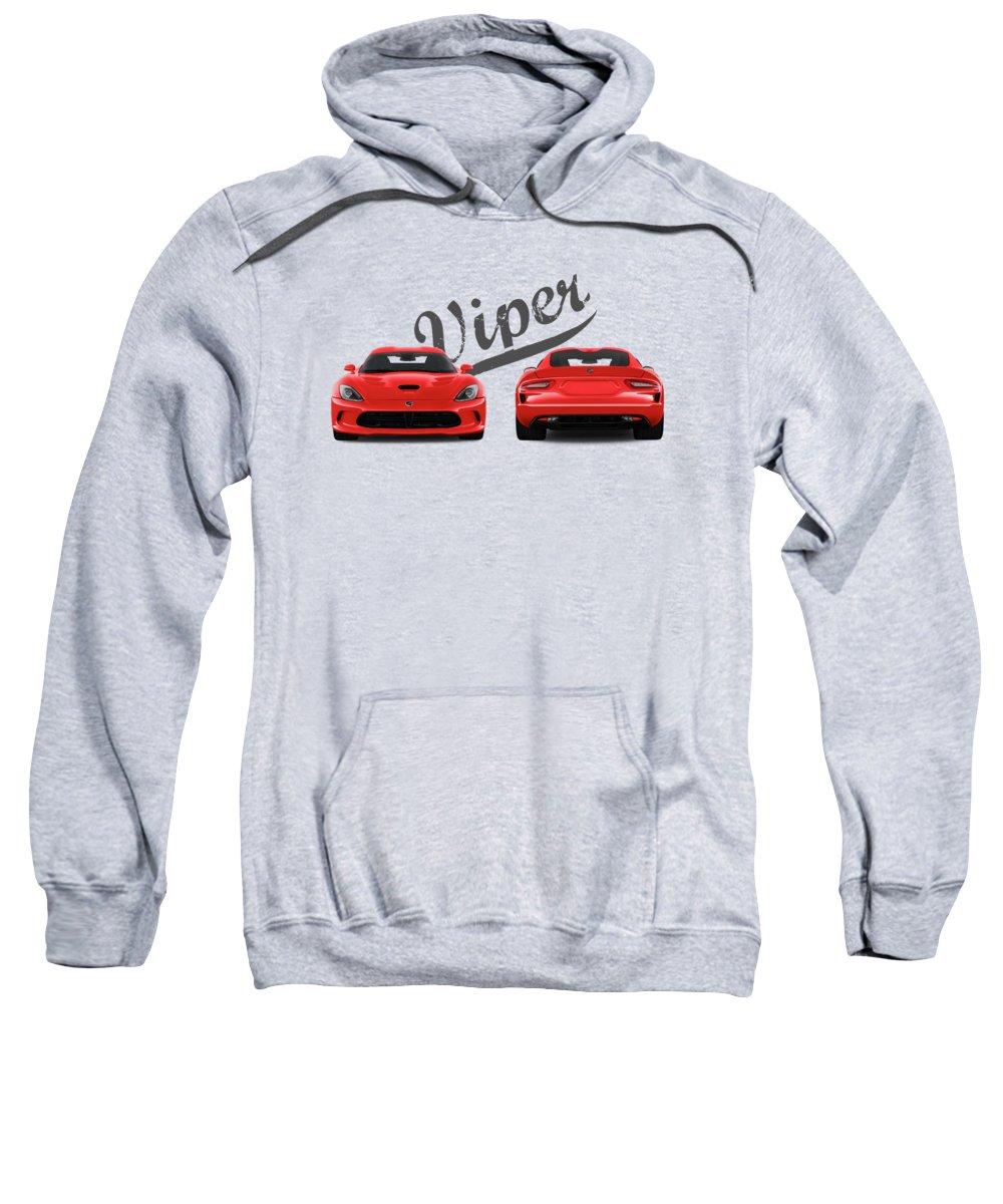 Viper Hooded Sweatshirts T-Shirts