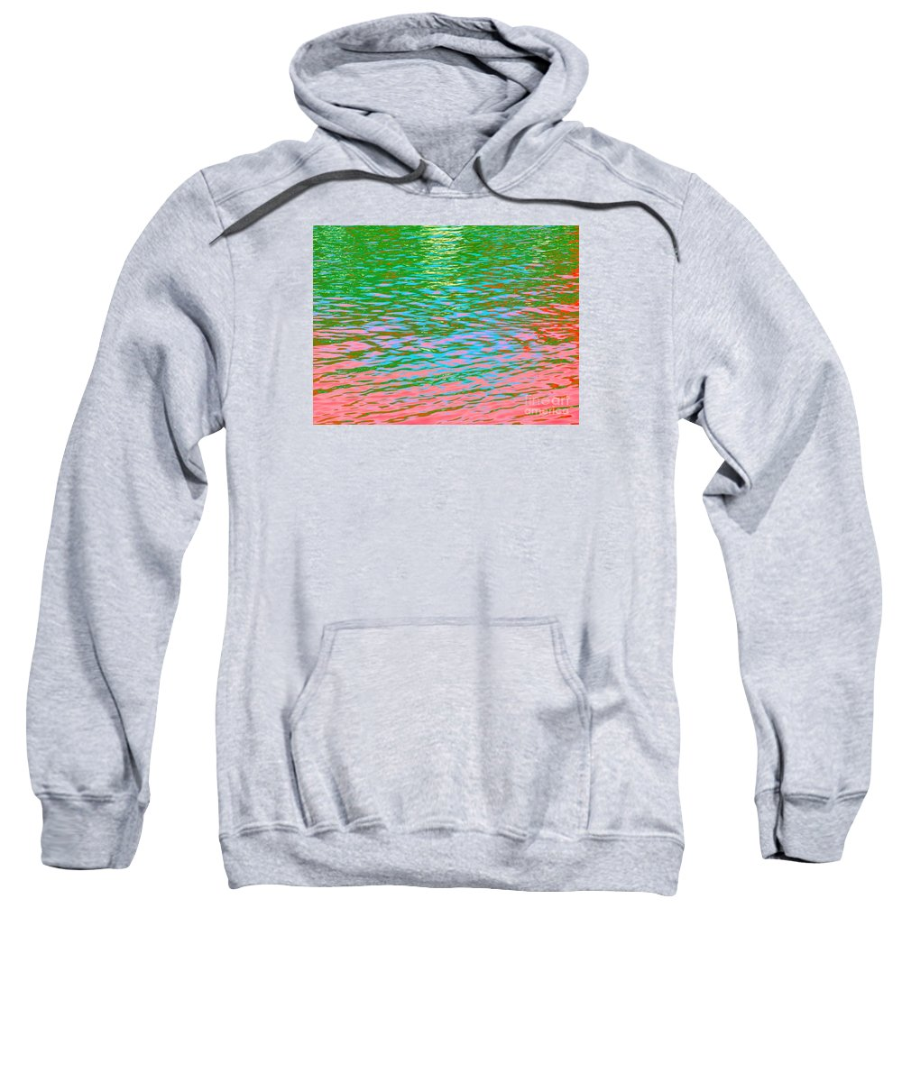 Angels Sweatshirt featuring the photograph Vision Of The Beauty From Angels by Sybil Staples