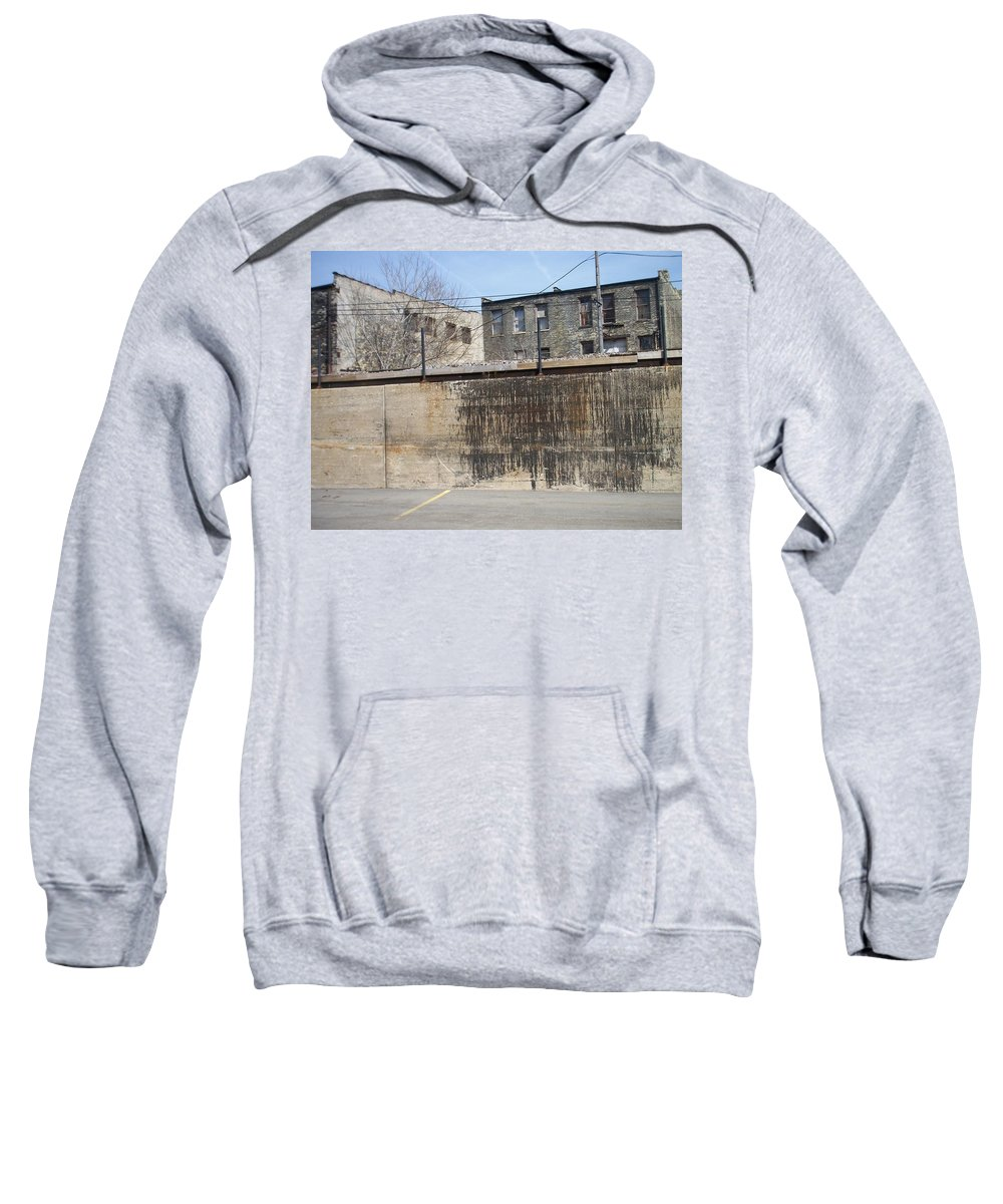 Walker's Point Sweatshirt featuring the photograph Walker's Point 3 by Anita Burgermeister