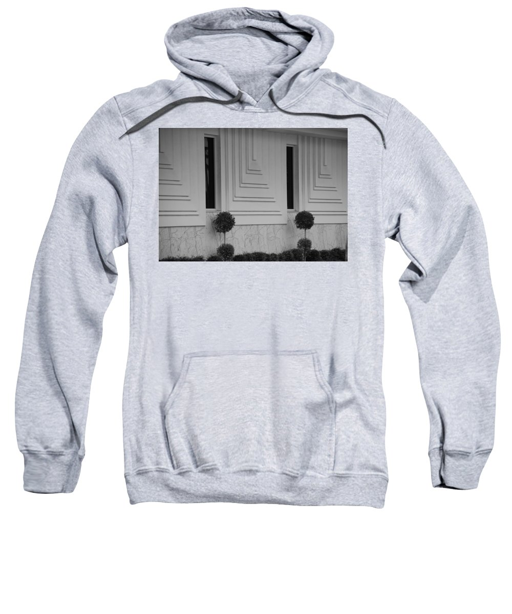 Architecture Sweatshirt featuring the photograph Walls And Windows by Rob Hans