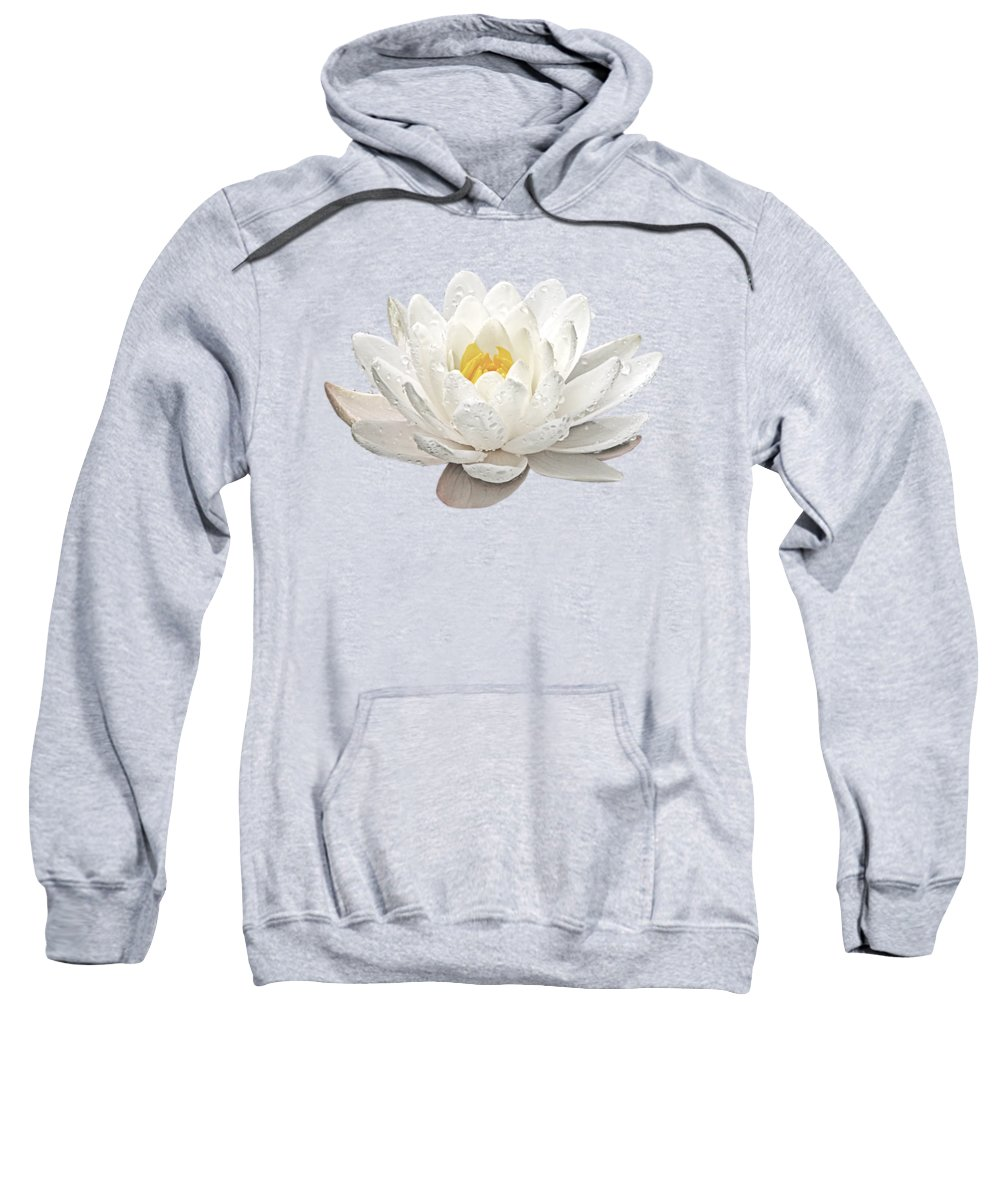 Water Lilly Sweatshirts