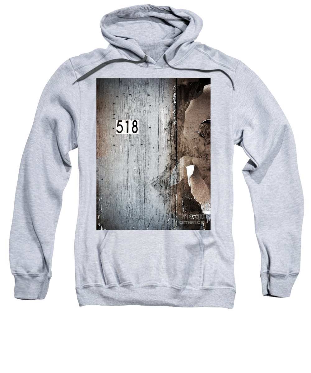 1 Sweatshirt featuring the photograph We Are Each Others Keeper by Dana DiPasquale