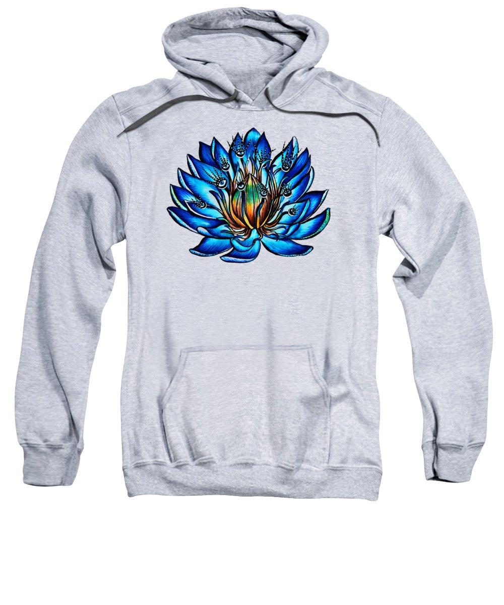 Botany Drawings Hooded Sweatshirts T-Shirts