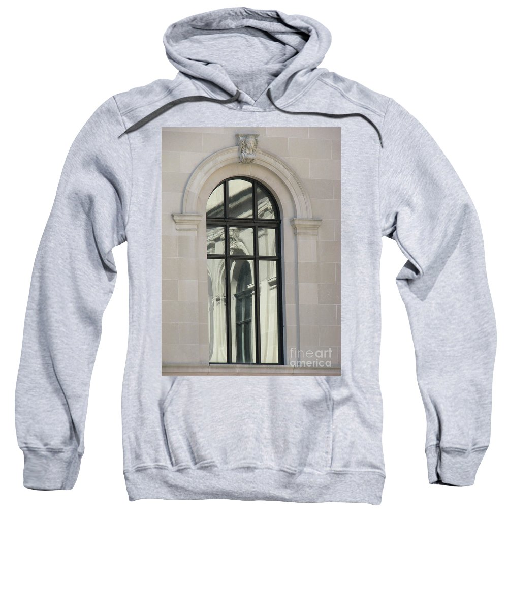 Windows Sweatshirt featuring the photograph Window by Amanda Barcon