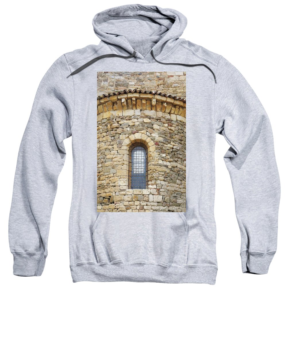 Europe Sweatshirt featuring the photograph Window Uno - Italy by Jim Benest