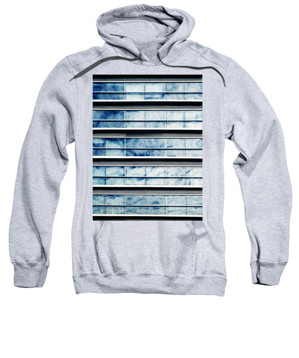 Buenos Aires Sweatshirt featuring the photograph Windows Viii by Osvaldo Hamer