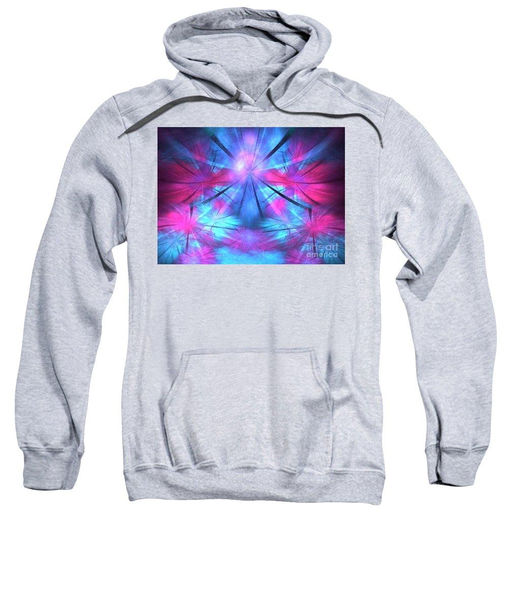 Frozen Tundra Sweatshirts