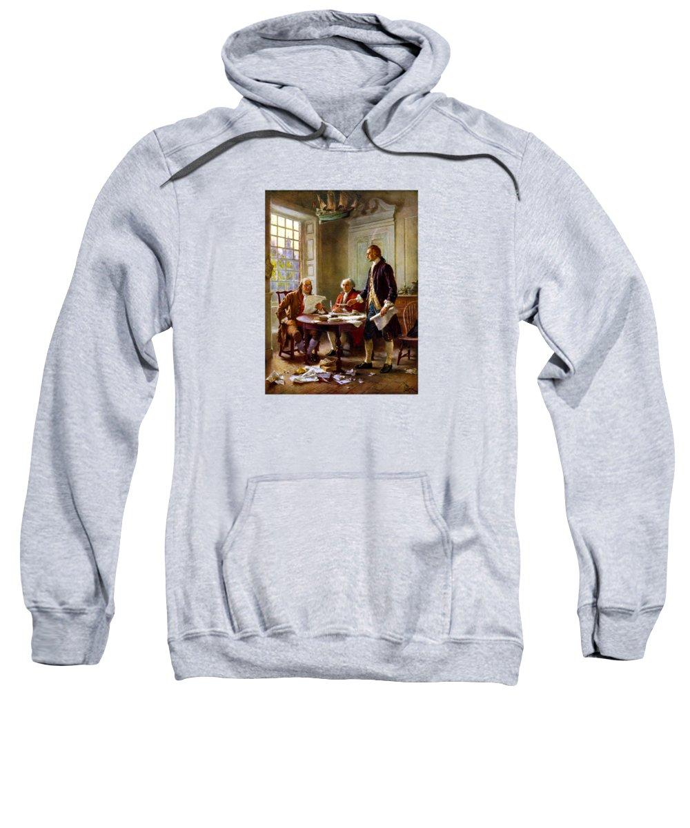 Thomas Hooded Sweatshirts T-Shirts