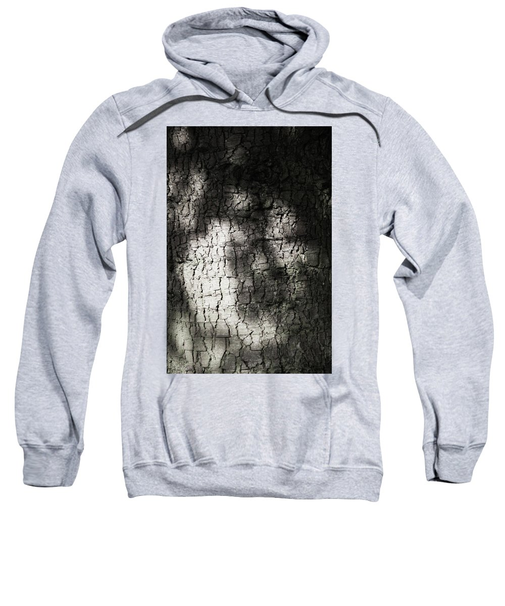 Bradford Sweatshirt featuring the photograph You See by Jez C Self