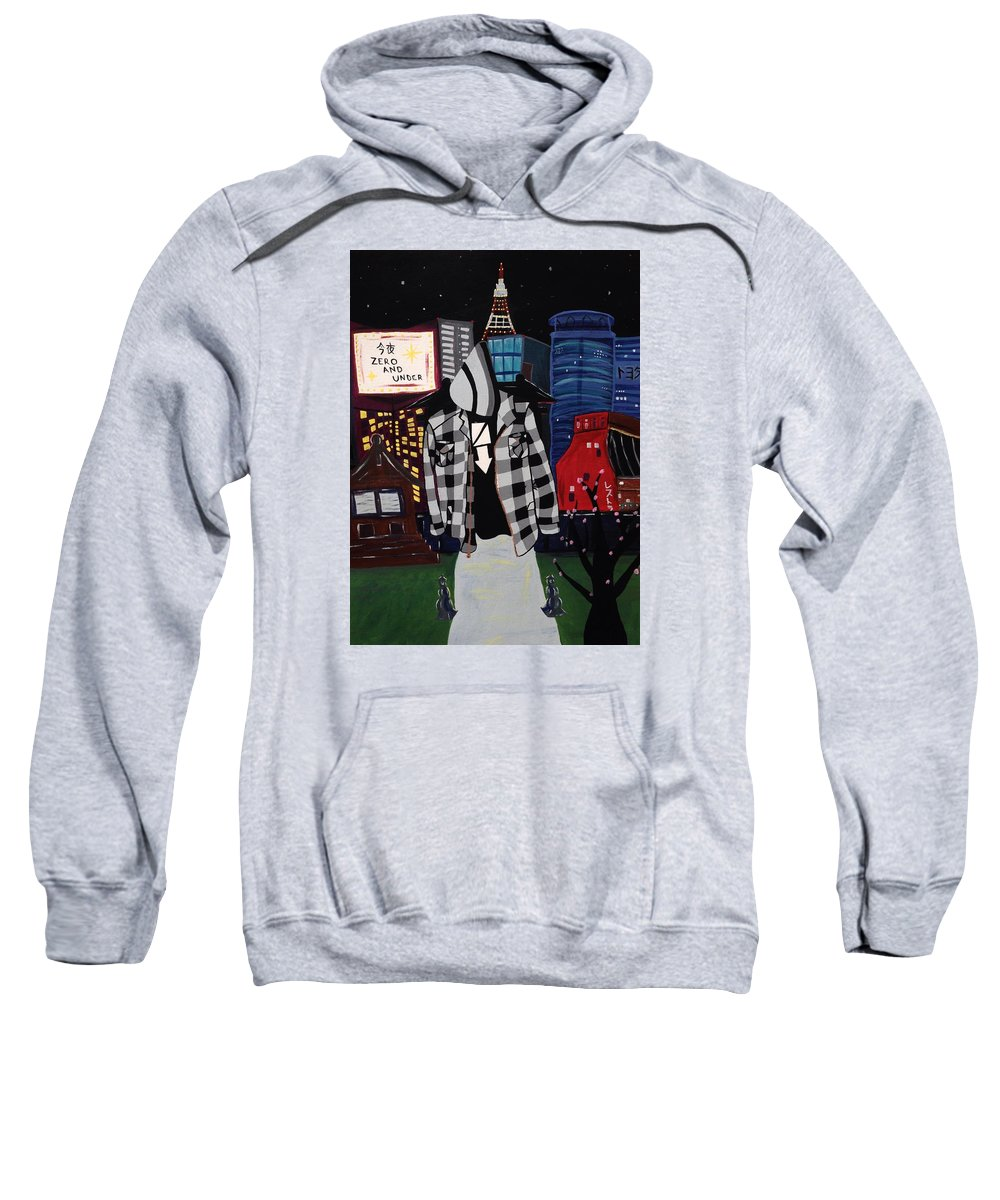 Skylines Hooded Sweatshirts T-Shirts