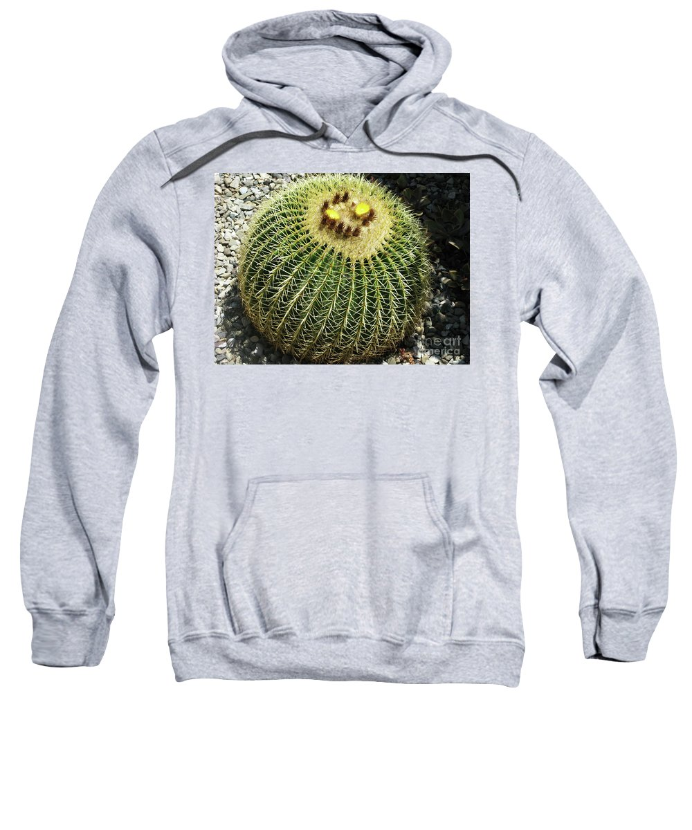 Cactus Sweatshirt featuring the photograph American Beauty by Mini Arora