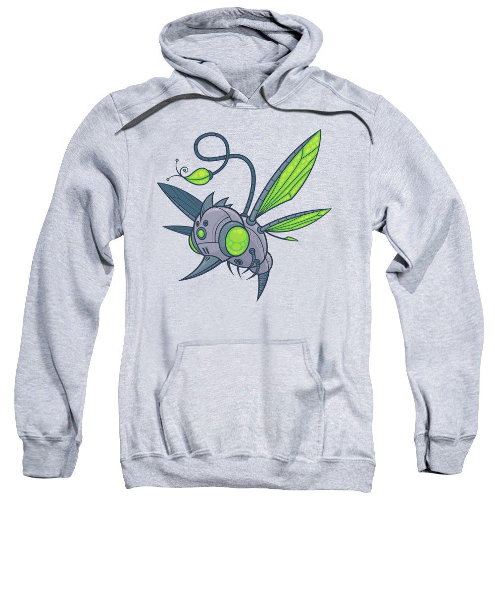 Honeybee Hooded Sweatshirts T-Shirts