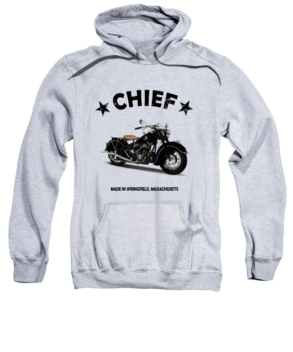 Indian Hooded Sweatshirts T-Shirts